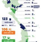 Việt Nam có 123 bệnh nhân COVID-19