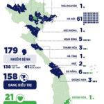 Sáng 29-3-2020, thêm 5 ca, Việt Nam có 179 bệnh nhân COVID-19