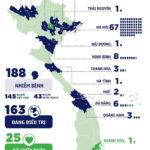 Việt Nam có thêm 9 ca mới, tổng số có 188 bệnh nhân COVID-19