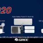 Gree ra mắt thế hệ máy điều hòa 2020 và tham gia thị trường điện máy gia dụng Việt Nam