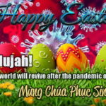 Happy Easter – Mừng Chúa Phục Sinh