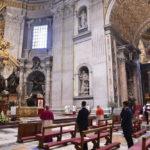 Đức Giáo hoàng làm lễ Phục sinh online