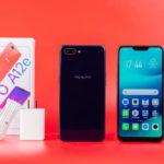 Smartphone OPPO A12e được bán online tại Việt Nam