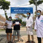 Việt Nam có 201 bệnh nhân COVID-19 khỏi bệnh