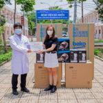 Beko Việt Nam chung tay đẩy lùi dịch bệnh COVID-19