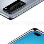 Hai smartphone HUAWEI P40 và P40 Pro mở bán tại Việt Nam
