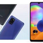 Samsung Galaxy A31 có camera macro 5MP và dung lượng pin lớn nhất dòng Galaxy A