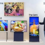 Samsung giới thiệu ở Việt Nam thế hệ TV Lifestyle thời thượng mới