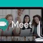 Google miễn phí công cụ video hội nghị Google Meet cao cấp
