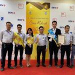 VNPT được trao 7 giải thưởng Sao Khuê 2020
