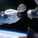 Tàu không gian Crew Dragon đã cập Trạm Không gian ISS