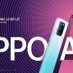 OPPO A92 quad-camera 48MP đẹp và nhiều tính năng hữu dụng