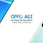 OPPO A52 bán tại Việt Nam độc quyền tại Thế Giới Di Động