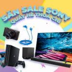 Sony Việt Nam tiến hành chương trình khuyến mại mùa Hè 2020