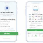 Ví điện tử Moca đề nghị người dùng xác thực thông tin để tăng cường bảo mật