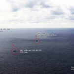 Tàu thăm dò của Trung Quốc lại mò vào Biển Đông của Việt Nam