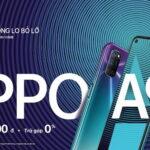 Smartphone OPPO A92 có thêm sắc màu mới Tím Cá Tính
