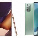 Samsung bắt đầu mở bán dòng smartphone Galaxy Note20 series