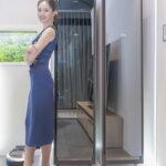 Samsung ra mắt tủ chăm sóc quần áo thông minh AirDresser