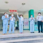 4 bệnh nhân COVID-19 đợt Đà Nẵng đầu tiên được công bố khỏi bệnh