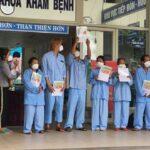 Sáng 13-8-2020, Việt Nam công bố thêm 3 ca nhiễm SARS-CoV-2 mới, thêm 1 bệnh nhân COVID-19 qua đời