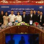 Samsung Việt Nam hợp tác chiến lược với Tổng Công ty Giải pháp Doanh nghiệp Viettel
