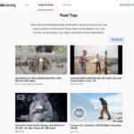 """Ngồi tại nhà trải nghiệm kho video VR """"xịn sò"""" từ YouTube"""