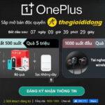 Giá dự kiến của bộ đôi smartphone OnePlus 8 Pro 5G và OnePlus Nord 5G ở Việt Nam