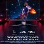 Màn hình chơi game ASUS ROG Swift 360Hz tốc độ làm tươi nhanh nhất thế giới