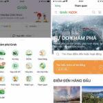 Người dùng có thể đặt các dịch vụ du lịch của Klook trên ứng dụng Grab