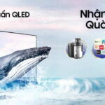 Samsung Việt Nam khuyến mại TV suốt nửa tháng 9-2020