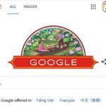 Google tạo doodle mừng Quốc khánh của Việt Nam