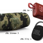 Các dòng loa di động Xtreme 3, Go 3 và Clip 4 mới của JBL kết hợp chất âm và chất ngầu