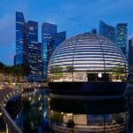 Apple khai trương cửa hàng Apple Marina Bay Sands tại Singapore