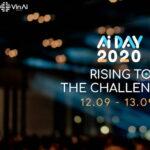 Ngày Trí tuệ nhân tạo 2020 của VinAI Research diễn ra trực tuyến