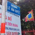 Trả lại tên đường cho cụ Tả quân Lê Văn Duyệt