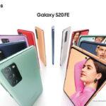 Smartphone Samsung Galaxy S20 FE đã được ra mắt toàn cầu