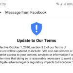 Facebook bắt đầu siết nội dung người dùng từ 1-10-2020