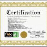 Hệ điều hành VOS của VinSmart đạt chuẩn FIDO2 xác thực mạnh không cần mật khẩu