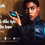 HMD Global ra mắt 3 smartphone Nokia chủ đề 007 No Time To Die mới tại thị trường Việt Nam