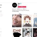 Dior biến TikTok thành sàn diễn thời trang trong Tuần lễ Thời trang Paris Xuân – Hè 2021