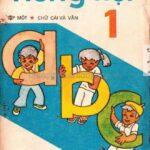 Nghĩ về sách giáo khoa lớp 1 mới