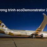 Boeing triển khai chương trình ecoDemonstrator 2020 cho những chuyến bay thân thiện môi trường