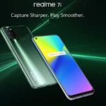Smartphone realme 7i chuẩn bị được bán ở Việt Nam