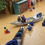 VNPT miền Trung duy trì thông tin liên lạc giữa mùa mưa lũ