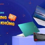 ASUS Việt Nam khai trương gian hàng chính hãng ASUS Official Store trên Shopee