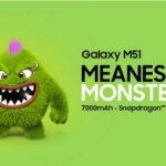 Samsung Galaxy M51 siêu pin 7.000mAh