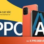 OPPO A73 được mở bán tại Việt Nam với quad-camera và sạc nhanh 30W