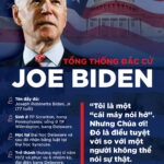 Gánh nặng trên vai ông Biden 78 tuổi