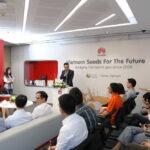 Huawei Việt Nam khai mạc Chương trình Đào tạo Hạt giống Viễn thông Tương lai năm 2020 với 25 sinh viên ICT